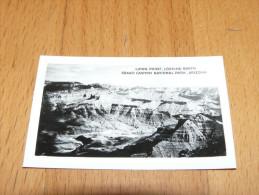 Grand Canyon Arizona Lipan Point Miniature Photograph USA United States - Lieux
