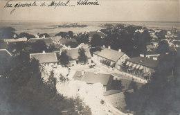 Russia Estonia Hapsal Gapsal Vue Generale, Sent 1913 Gapsal To Vevey Switzerland (l170) - Russia