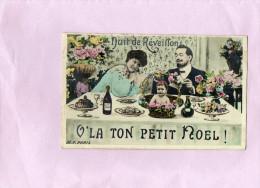 NUIT De REVEILLON - LA TON PETIT NOEL ! - Nouvel An