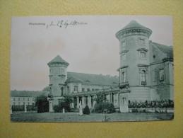 RHEINSBERG. Le Château. - Rheinsberg
