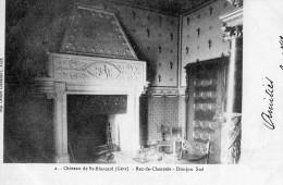 [32] Gers> Non Classés Chateau De St Blancard Rez De Chaussée Donjon Sud - Ohne Zuordnung