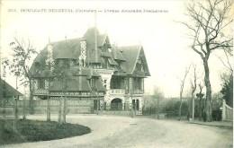 14 HOULGATE - BEUZEVAL  Avenue Alexandra Féodorowna - Houlgate