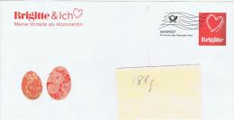 D+ Deutschland 2014 Mi Xx Infopost Brigitte - Briefe U. Dokumente