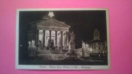 Torino - Chiesa Gran Madre Di Dio - Notturno - Churches
