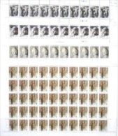 China 1993-13 Longmen Grottoes Stamps Sheets Buddha Bodhisattva Temple Archeology - 1949 - ... People's Republic