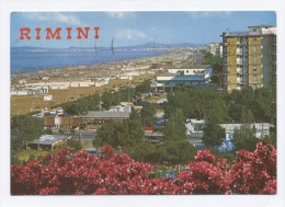 ITALIE - RIMINI-  RECTO VERSO  - E66 - Rimini