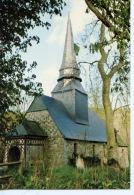"""Anglesqueville Sur Saane Eglise De La Fontelaye éd Berdol """"je Sais Une église"""" J. Lumière - France"""