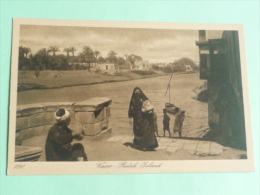 LE CAIRE - Rodah Island - Le Caire