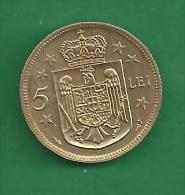 = ROMANIA - 5 LEI  - 1930 -   # 92 = - Roemenië
