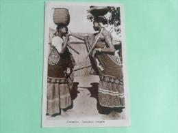 ZAMBEZE - Salutation Indigène - Postcards