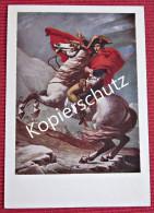 Ansichtskarte Foto Postkarte Frankreich Napoleon Bonaparte - Politische Und Militärische Männer
