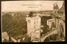 MONTPELLIER  (34) La Tour Des Pins - Montpellier