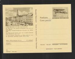 """Österreich Bild GA """"Besuchet Österreich"""" Braunau Am Inn 2 Schilling Ungebraucht - 1945-.... 2. Republik"""