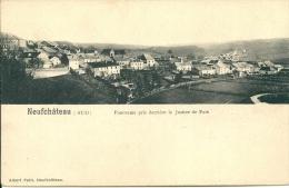 Neufchâteau (Sud),  Panorama Pris Derrière La Justice De Paix - Neufchâteau
