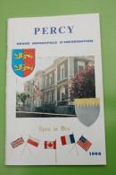 Revue Municipale D´Information De La Ville De Percy - 1994 - Manche - Normandie - Normandie