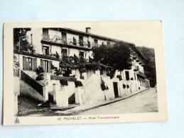 Carte Postale Ancienne : MICHELET : Hotel Transatlantique - Algérie