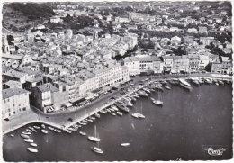 83. Gf. ST-TROPEZ. Vue Aérienne Sur Le Port Et Le Quai Suffren. 3 - Saint-Tropez