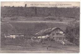 108.   Chalet  Boidevèzi-Bonzanigo,  à  BAS-MORNEX - Ohne Zuordnung