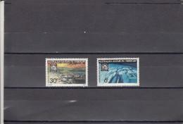 Territorio Antartico Australiano Nº 19 Al 20 - Unused Stamps