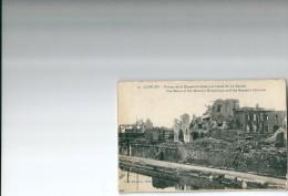 Cuinchy (62) Ruines De La Brasserie Queva Et Canal De La Bassée - Altri Comuni