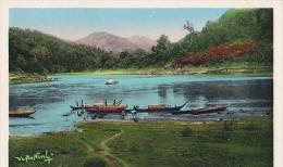 LAICHAU  Débarcadère ( Rivière Noire ) - Vietnam