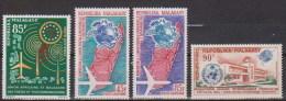 Madagascar  PA N°  92+93+94+95   Neufs  ** - Madagascar (1960-...)