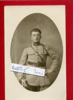 PHOTOGRAPHIE ARGENTIQUE SOLDAT DU 372e - Uniformes