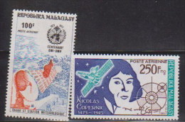 Madagascar  PA N°  129+134   Neufs  ** - Madagascar (1960-...)