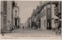 Aillant Sur Tholon  Route De Joigny - Aillant Sur Tholon