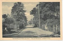 MORSANG SUR ORGE - Parc De Beauséjour - Avenue De Viry - Morsang Sur Orge
