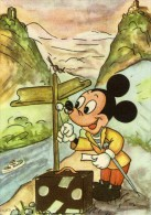 Mickey Mouse,1965 Walt Disney Productions,Belgrade,used - Disneyworld