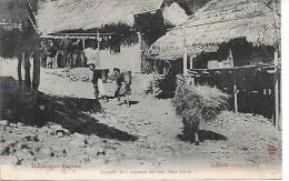LAOS - Femmes Méos Revenant Des Raïs (Hua Pahn) - Laos