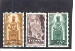 España/Spain-(MNH/**) - Edifil  1192-94  - Yvert  883-85 - 1931-Hoy: 2ª República - ... Juan Carlos I