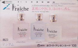 Télécarte Japon 7/11 - 8623 - 105 U - Parfum Eau De Cologne FRAICHE ** ONE PUNCH ** - Perfume Japan Phonecard - Profumi