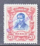 MEXICO  430   *    REVOLUTIONARY  FORCES  LOCAL  OVPT. - Mexico