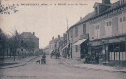 France, Dompierre Allier, La Mairie, Buvette Des Sports (8) - France