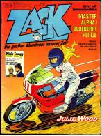 Comics Zack  ,  Nr. 16 Vom 27.7. 1978  ,  Koralle Verlag - Books, Magazines, Comics