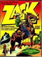 Comics Zack  ,  Nr. 26 Vom 19.6. 1980  ,  Koralle Verlag - Books, Magazines, Comics