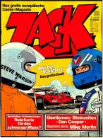 Comics Zack  ,  Nr. 32 Vom 31.7. 1980  ,  Koralle Verlag - Books, Magazines, Comics