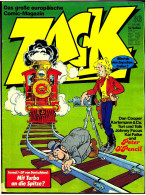 Comics Zack  ,  Nr. 30 Vom 17.7. 1980  ,  Koralle Verlag - Books, Magazines, Comics