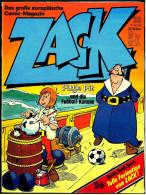 Comics Zack  ,  Nr. 29 Vom 10.7. 1980  ,  Koralle Verlag - Books, Magazines, Comics