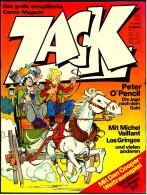 Comics Zack  ,  Nr. 21 Vom 16.5. 1980  ,  Koralle Verlag - Books, Magazines, Comics