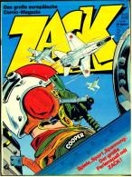 Comics Zack  ,  Nr. 28 Vom 3.7. 1980  ,  Koralle Verlag - Books, Magazines, Comics