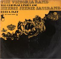 * LP *  BREDA JAZZ  (Jazz Crooner Vol.4) - ORIGINAL HEEBIE JEEBIE JASSBAND / VICTORIA BAND - Jazz