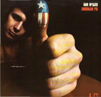 * LP *  DON McLEAN - AMERICAN PIE (UAS 29.285 Holland EX-!!!) - Disco, Pop