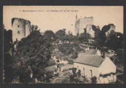 DF / 37 INDRE ET LOIRE / MONTBAZON / LE CHÂTEAU ( XIe ET XIIe SIÈCLES ) - Montbazon