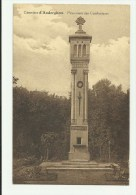Auderghem - Oudergem   *  Cimetière - Monument Des Combattants - Auderghem - Oudergem