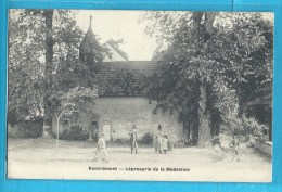 C.P.A.  REMIREMONT - Leproserie De La Madeleine - Remiremont