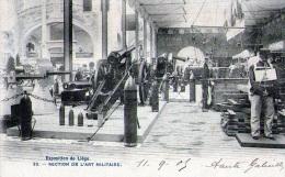 Liège : Exposition : Section De L'Art Militaire (1905) - Luik