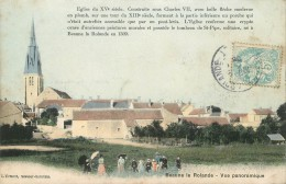 "/ CPA FRANCE 45 ""Beaune La Rolande"" - Beaune-la-Rolande"